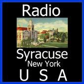 Radio Syracuse New York USA icon