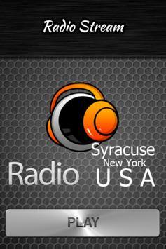 Radio Syracuse New York USA screenshot 1