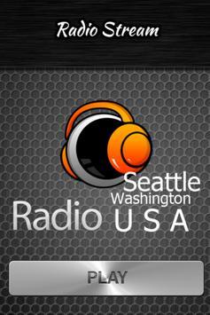 Radio Seattle Washington USA apk screenshot