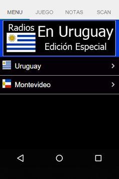Radios en Uruguay Ed. Especial poster