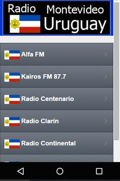 Radios en Uruguay Ed. Especial apk screenshot