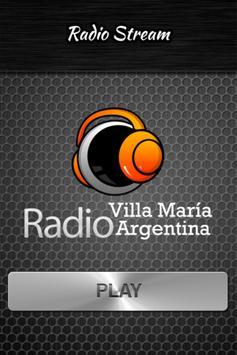 Radio Villa María Argentina apk screenshot