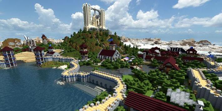 World of keralis beach town map for mcpe for android apk download world of keralis beach town map for mcpe captura de pantalla 3 gumiabroncs Gallery