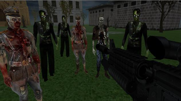 Zombie Breakout Battle - City Survival Shooter apk screenshot