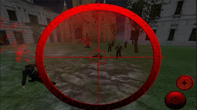 Zombie Breakout Battle - City Survival Shooter screenshot 1
