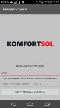 KomfortSol screenshot 3