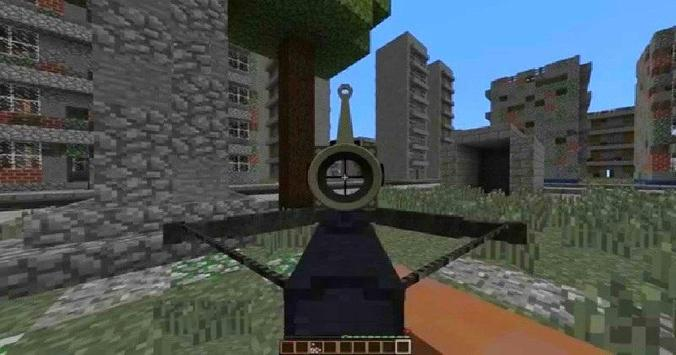 MODDAYZ for Minecraft PE apk screenshot