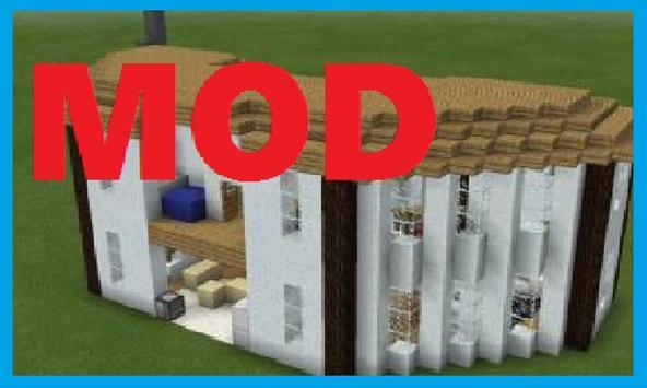 Insta House Mod For MCPE screenshot 1