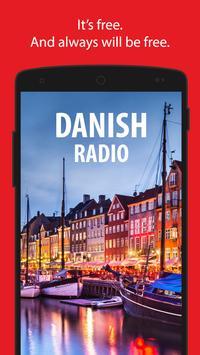 Danish Radio poster