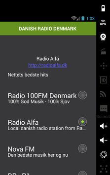 DANISH RADIO DENMARK screenshot 1