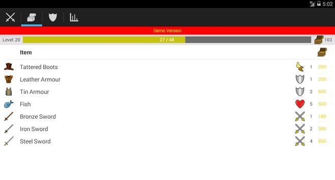 Ampersands Demo apk screenshot