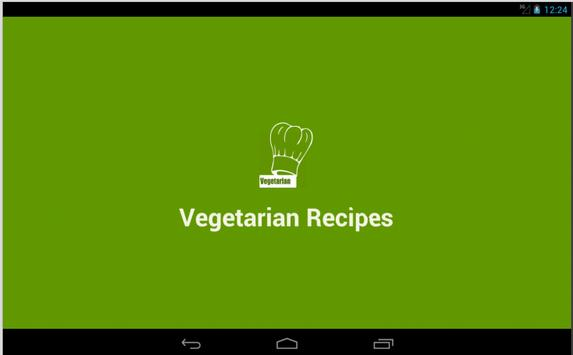 Vegetarian Recipes: 1k Recipes apk screenshot