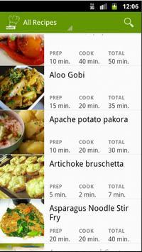 Vegetarian Recipes: 1k Recipes poster