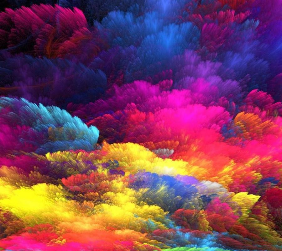 Abstract Colorful Wallpaper HD For Android