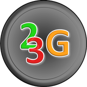 2G-3G-4G Switch ON / OFF icon