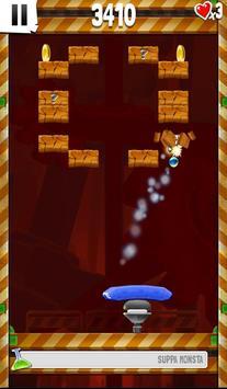 Monsta Brick Breaker screenshot 2