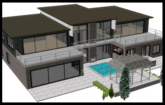 3d model home design apk screenshot - 3d Model Home