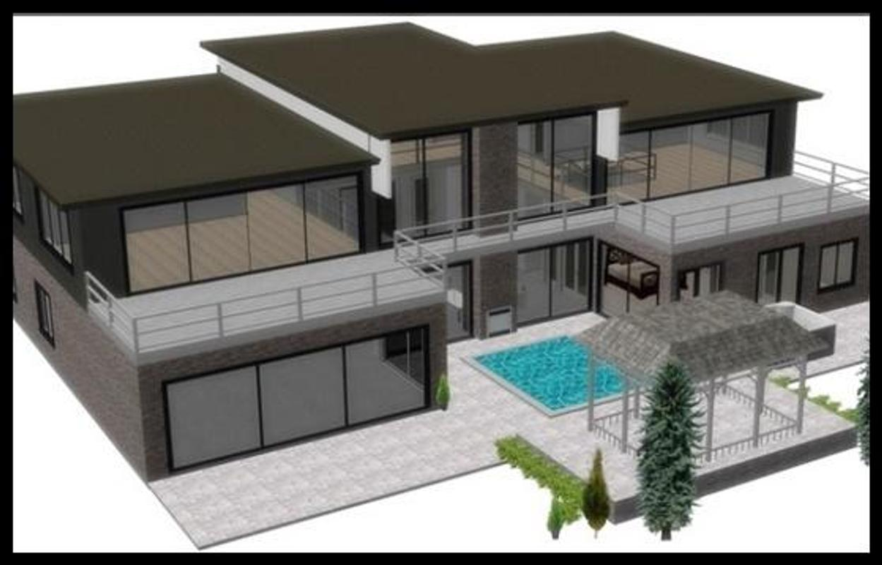 3d model home design apk download free lifestyle app for android for The house designers house plans
