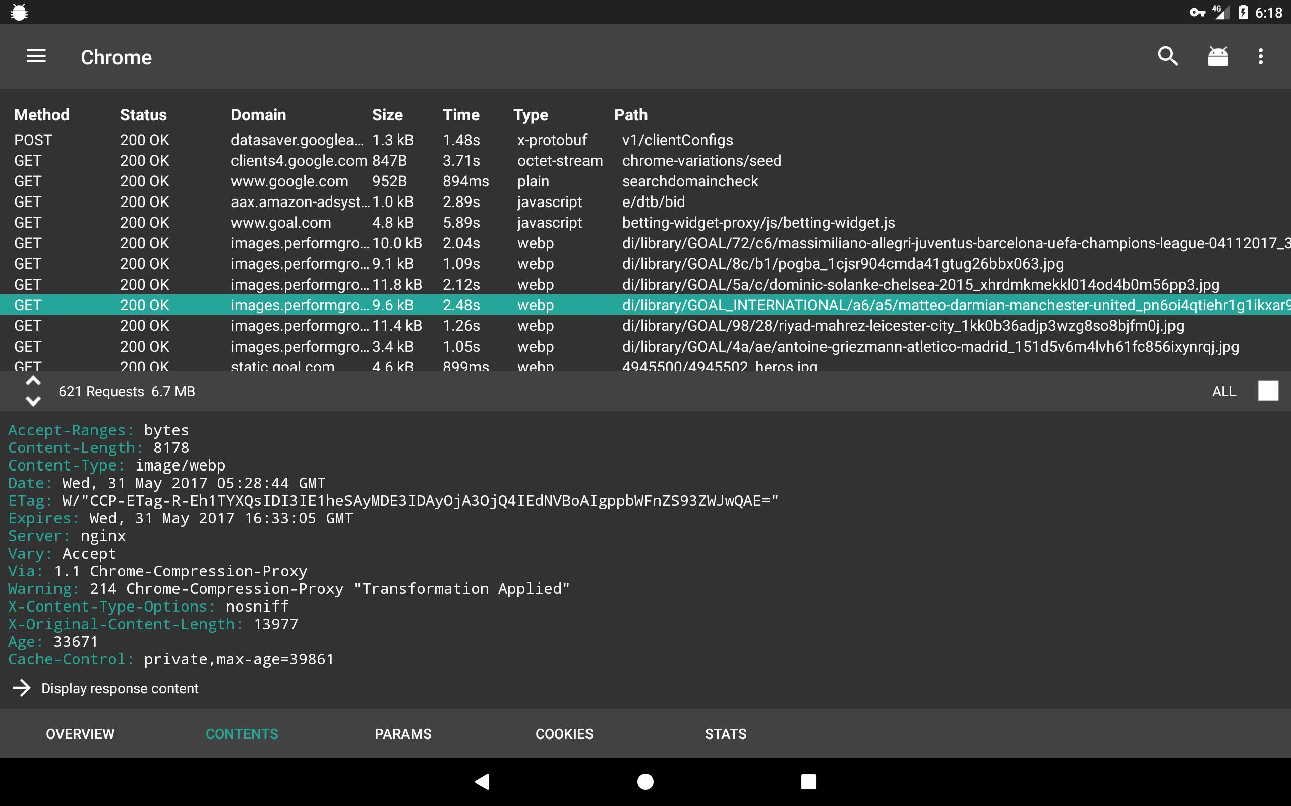 Debug Proxy for Android - APK Download