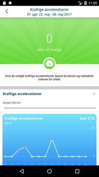 MitKørSmart – DanskeForsikring apk screenshot