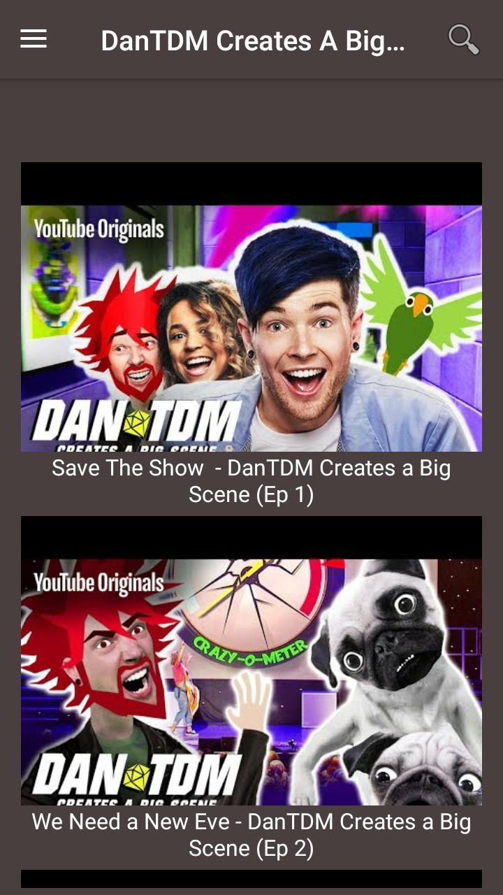 DanTDM Funny And Gaming Videos for Android - APK Download