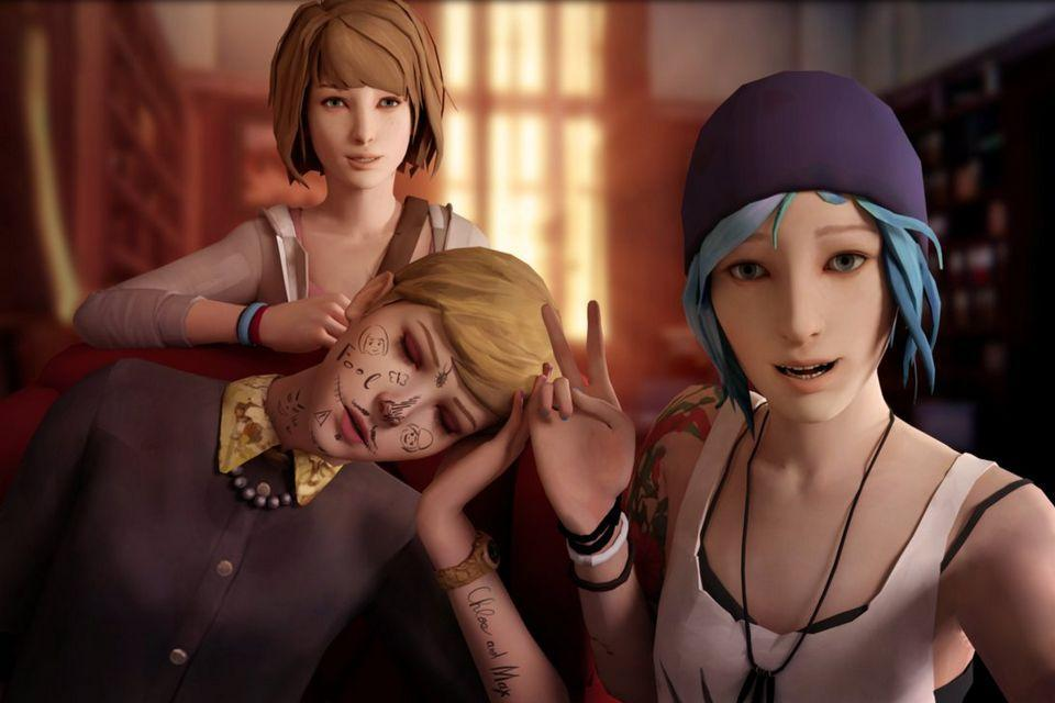 Wallpaper from Life is strange cho Android - Tải về APK
