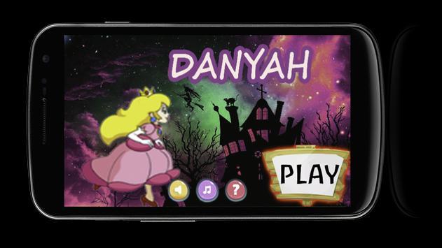 Princess Danyah and the  Witch apk screenshot