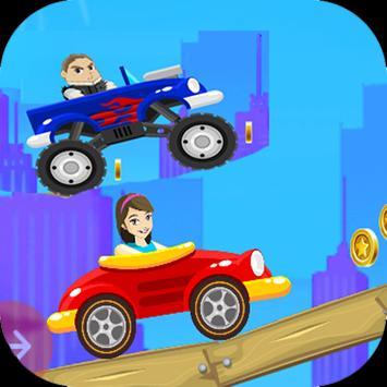 لعبة سباق عزوز و دانية screenshot 2