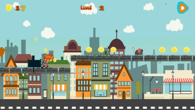 Dany The Run Man apk screenshot