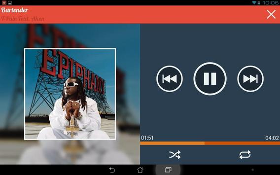 DaMusicPlayer - Music Player screenshot 7