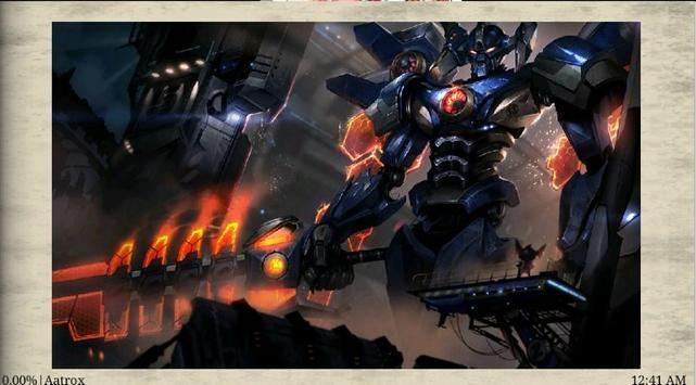 Quỷ Kiếm Darkin Aatrox poster