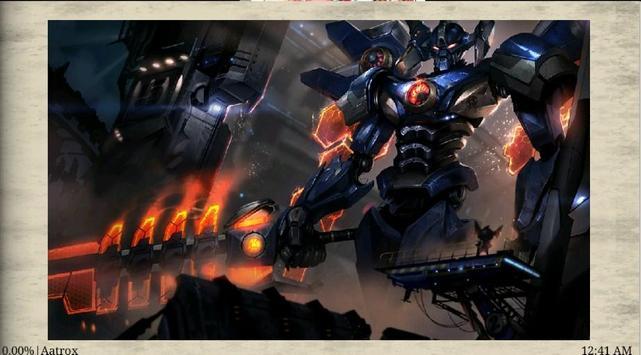 Quỷ Kiếm Darkin Aatrox apk screenshot