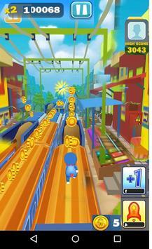 Epic Doramon Surf screenshot 1