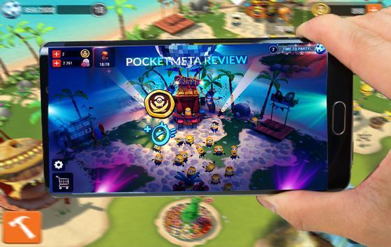 The New Minion Paradises apk screenshot