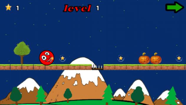 red ball dash apk screenshot