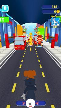 Subway Super Rush : Jerry Escape poster
