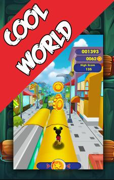 Mickey Temple Mouse Rush screenshot 2
