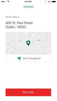 DASH - Driver App apk screenshot