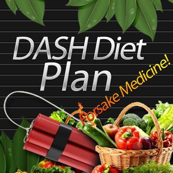 Dash Diet Plan FREE poster