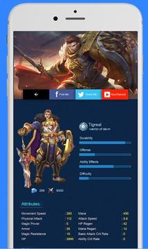 Best Guide for Mobile Legends screenshot 3