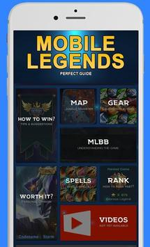 Best Guide for Mobile Legends poster