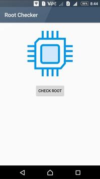 Root Checker poster