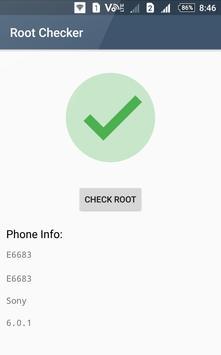 Root Checker apk screenshot