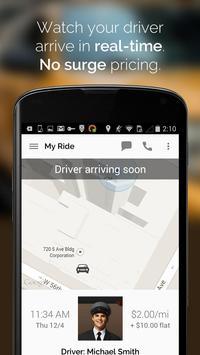 PKUP – Personal Drivers screenshot 1