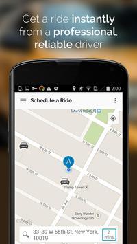 Taxi Taxi NY App poster