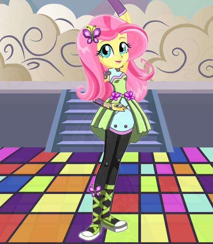 Fluttershy Dance