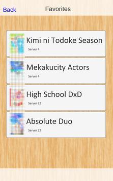 Anime.Lib screenshot 7