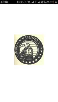 Indian Raiway PNR status poster