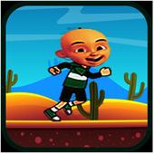 Upin Jungle lpin Adventure icon