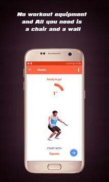 Home Hard workouts - Fitness screenshot 14